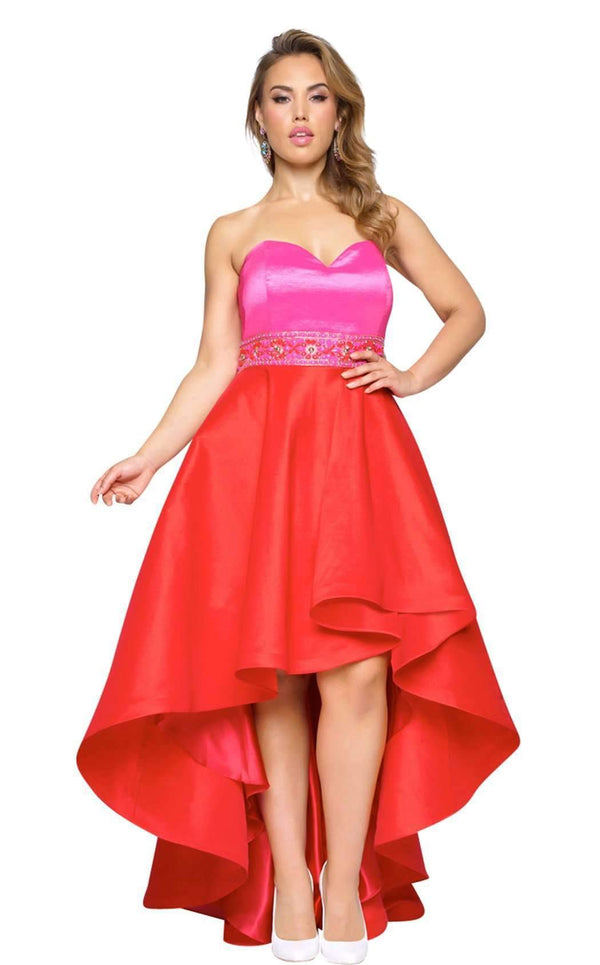 Mac Duggal Fabulouss 77159F