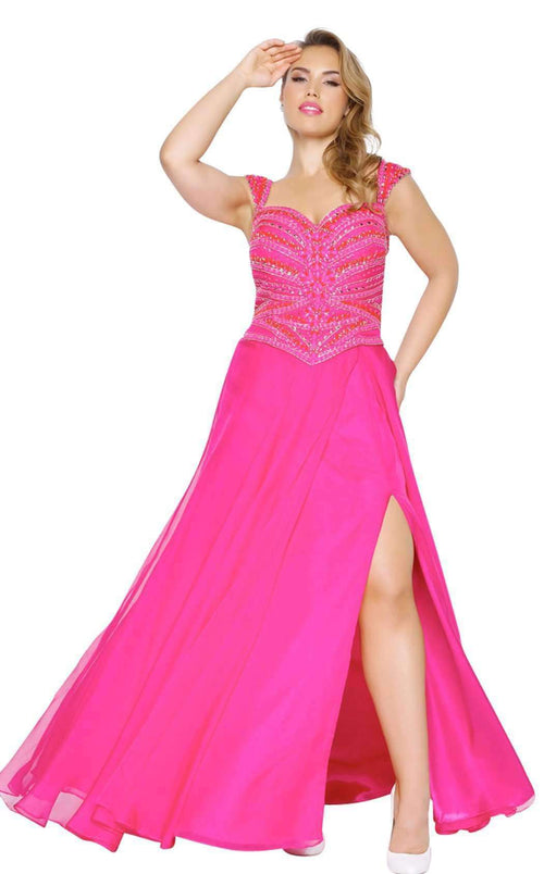 Mac Duggal Fabulouss 77180F