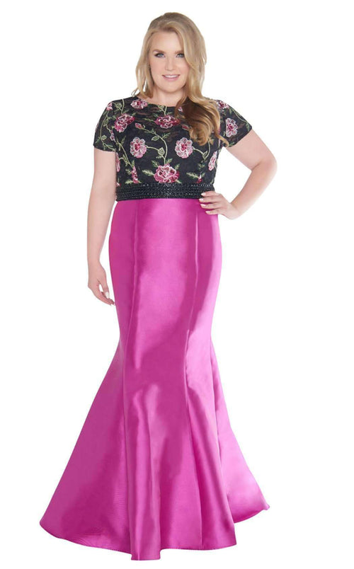 Mac Duggal Fabulouss 77356F