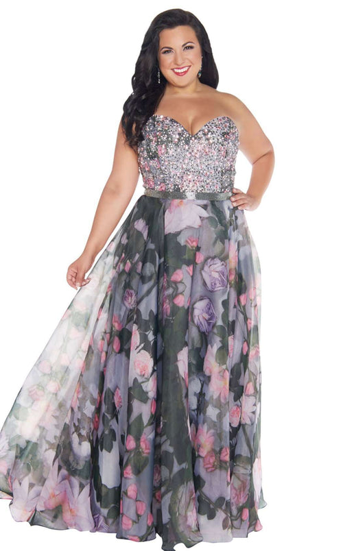 Mac Duggal Fabulouss 77390F