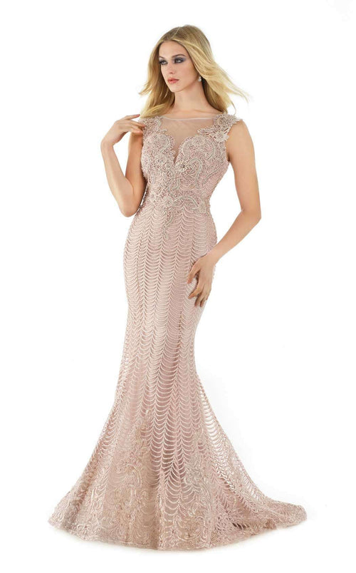 Luxury evening gowns by Morrell Maxie, New Dresses Collection 2018