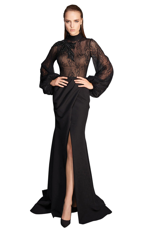 MNM Couture N0180 Black