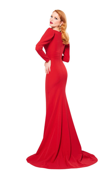 MNM Couture N0321 Red