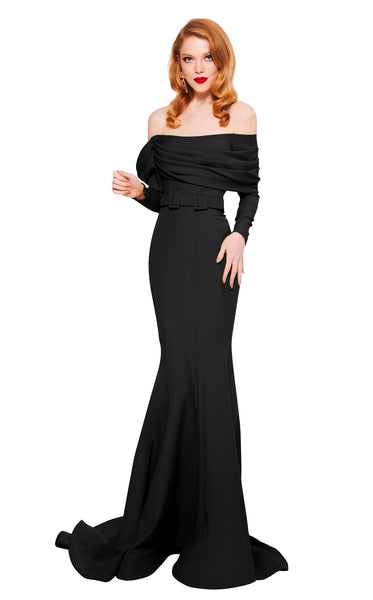 MNM Couture N0324 Black