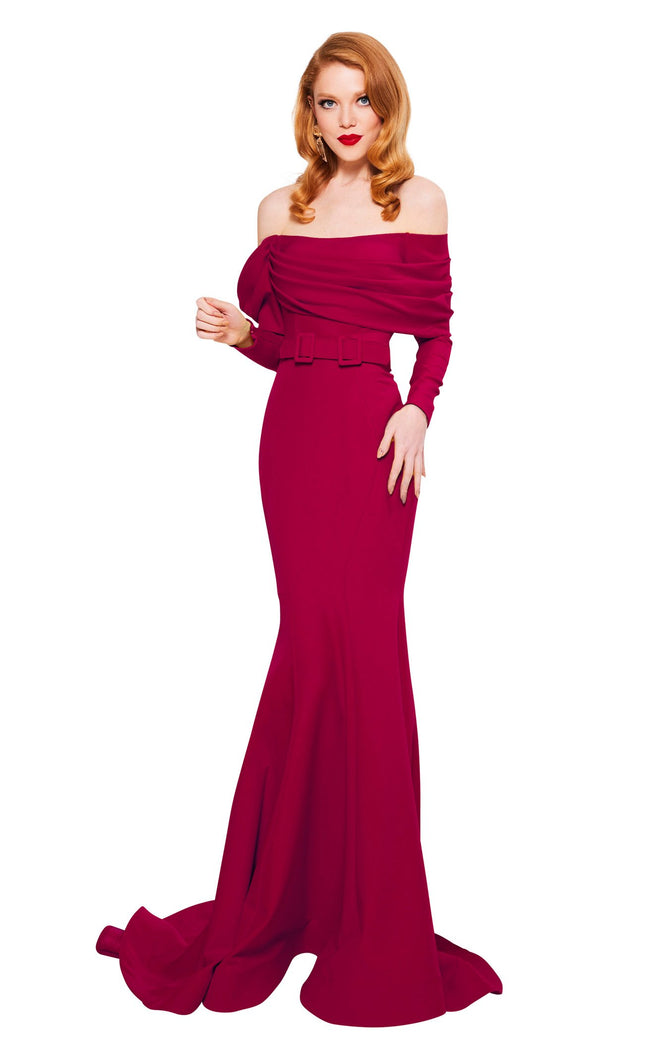 MNM Couture N0324 Cherry