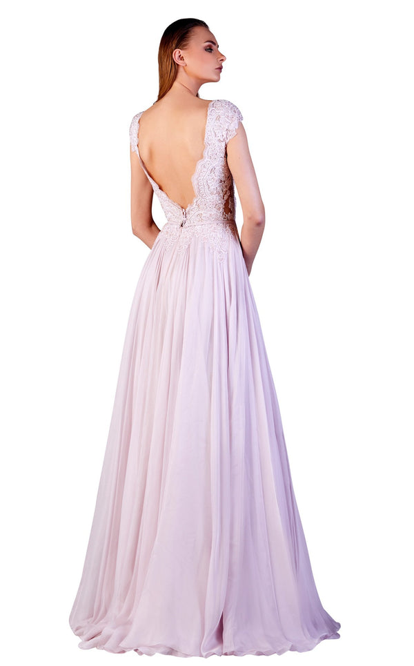 Gatti Nolli Couture OP5153 Dress Blush