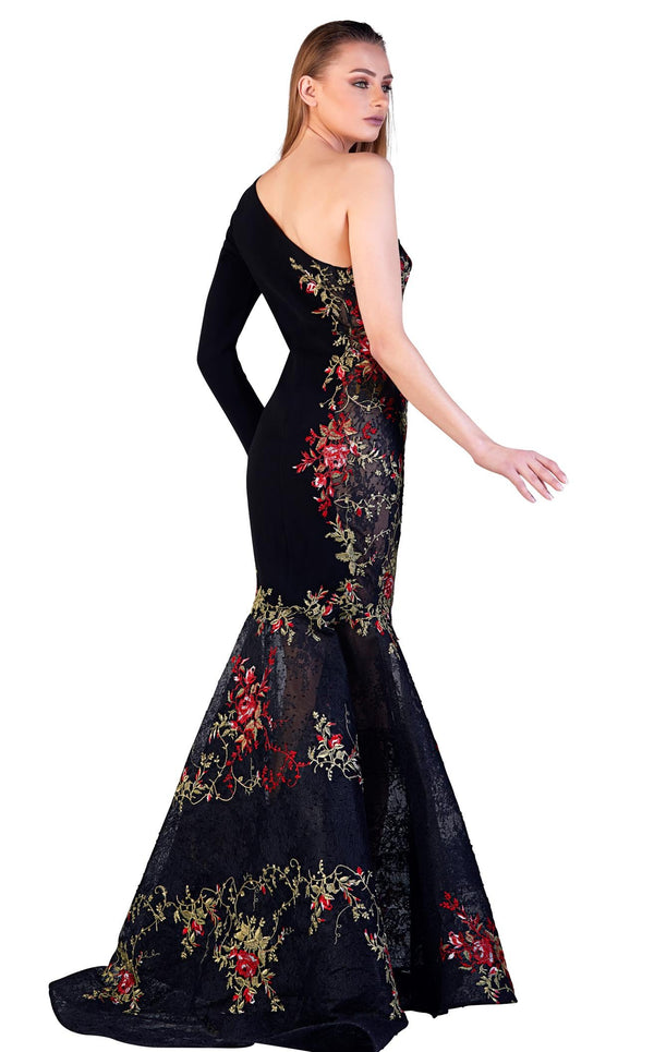 Gatti Nolli Couture OP5177 Dress Black