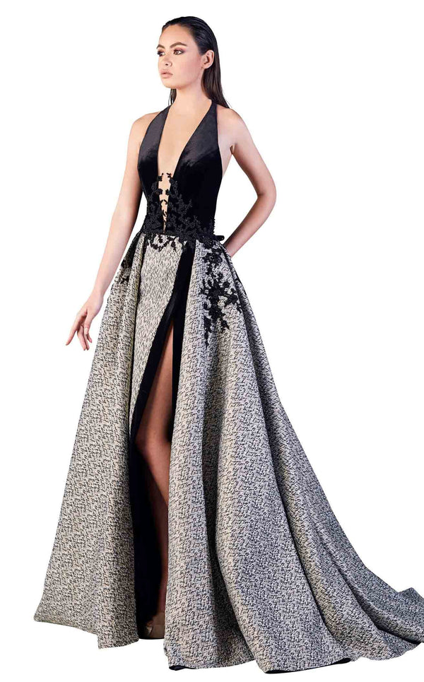 Gatti Nolli Couture OP5178 Dress Black
