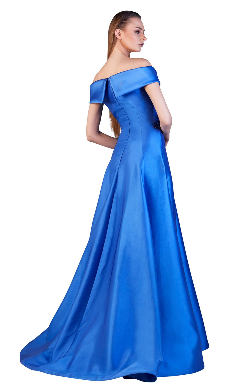 Gatti Nolli Couture OP5179 Dress Blue