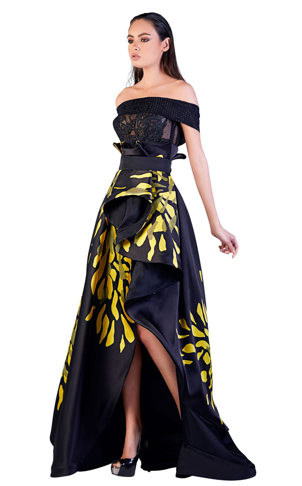 Gatti Nolli Couture OP5182 Dress Black