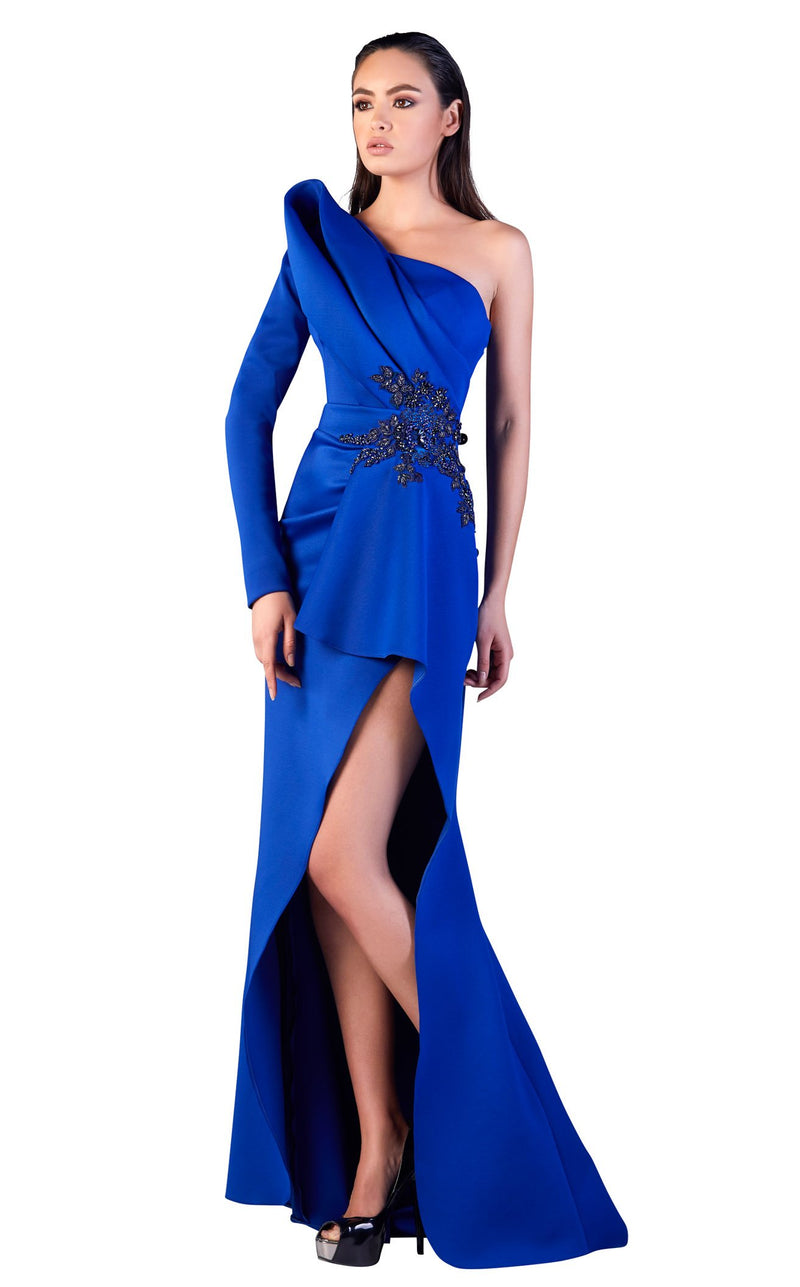 Gatti Nolli Couture OP5198 Dress Blue
