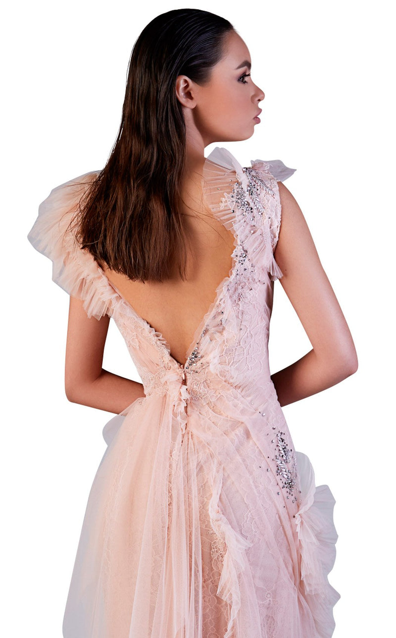 Gatti Nolli Couture OP5507 Dress Blush