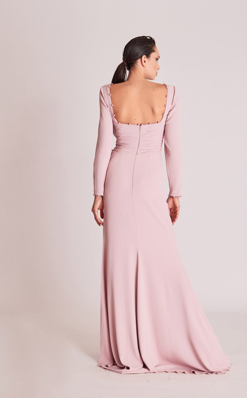 Gatti Nolli Couture OP5792 Dress Dusty-Rose