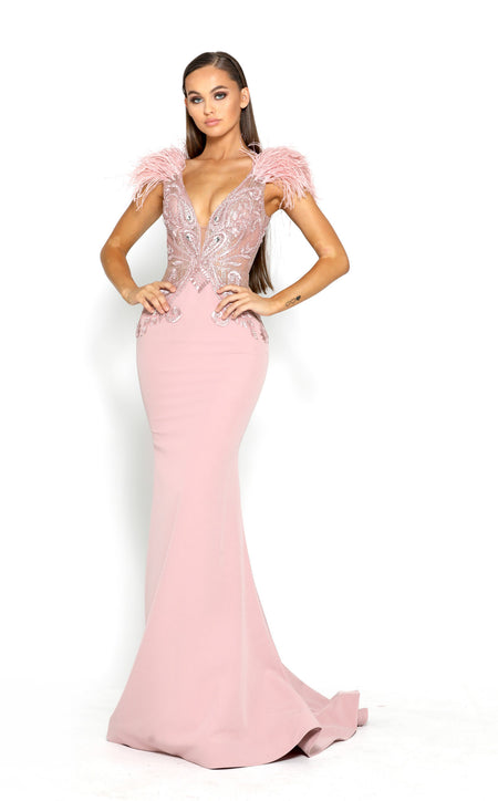 Cecilia Couture 1409 Dress