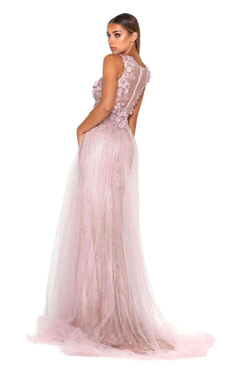 Portia and Scarlett Berta Gown