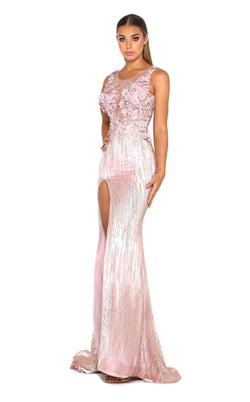 Portia and Scarlett Gisele Gown Dress