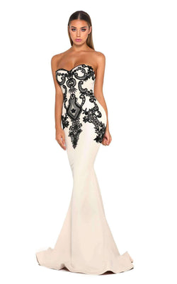 Portia and Scarlett Jasmine Gown