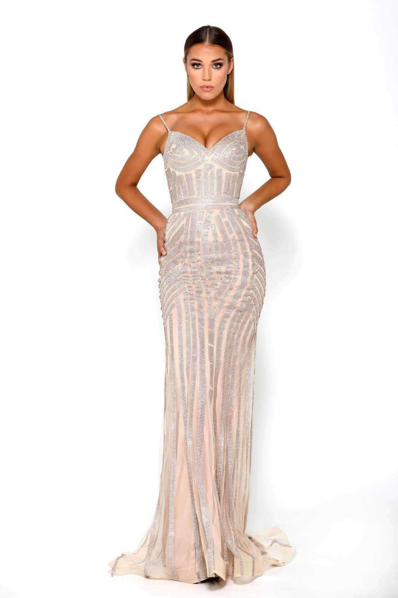 Portia and Scarlett Lourdes Gown