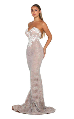 Portia and Scarlett Maree Gown