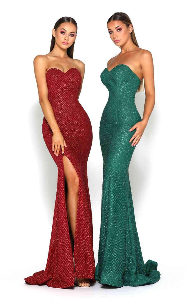 Portia and Scarlett Tyra Gown
