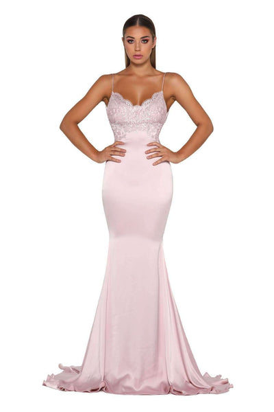 Portia and Scarlett Valentina Gown
