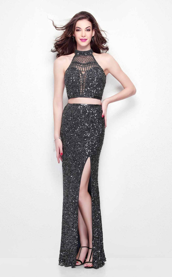 Primavera Couture 1546 Charcoal