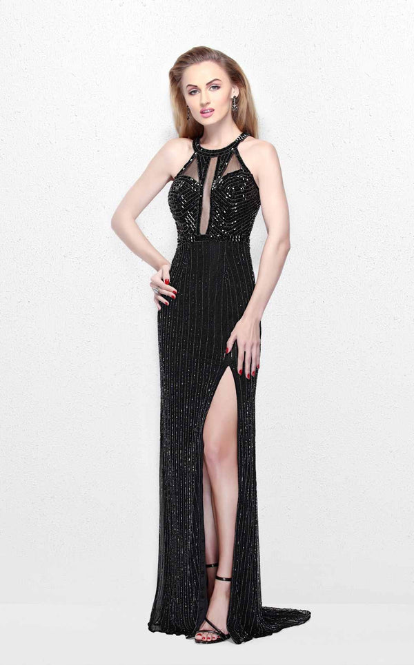 Primavera Couture 1816 Black