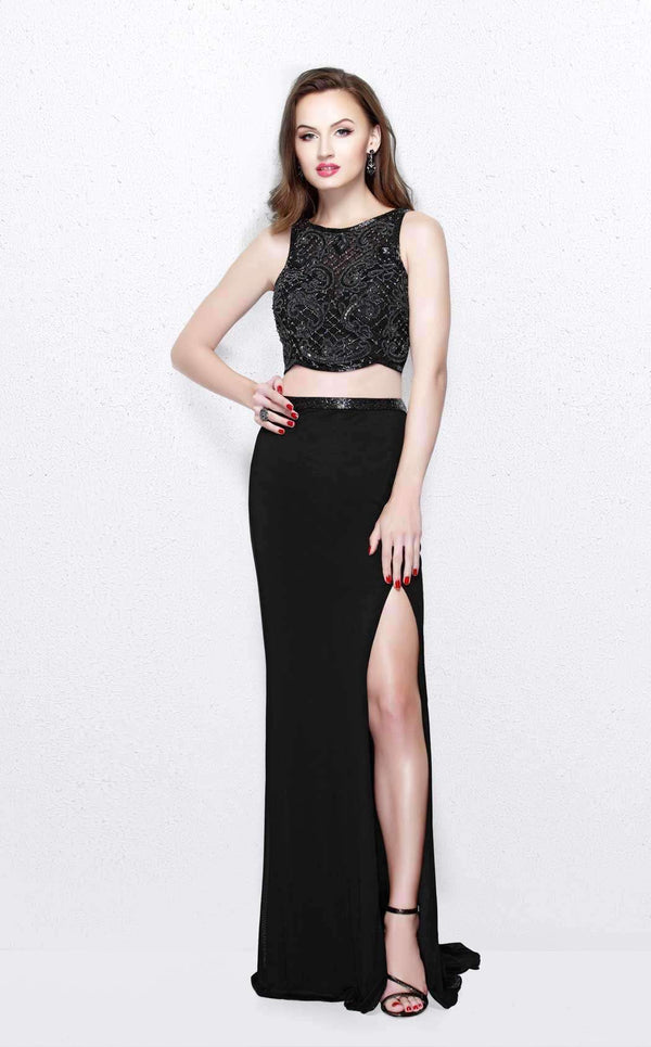 Primavera Couture 1846 Black