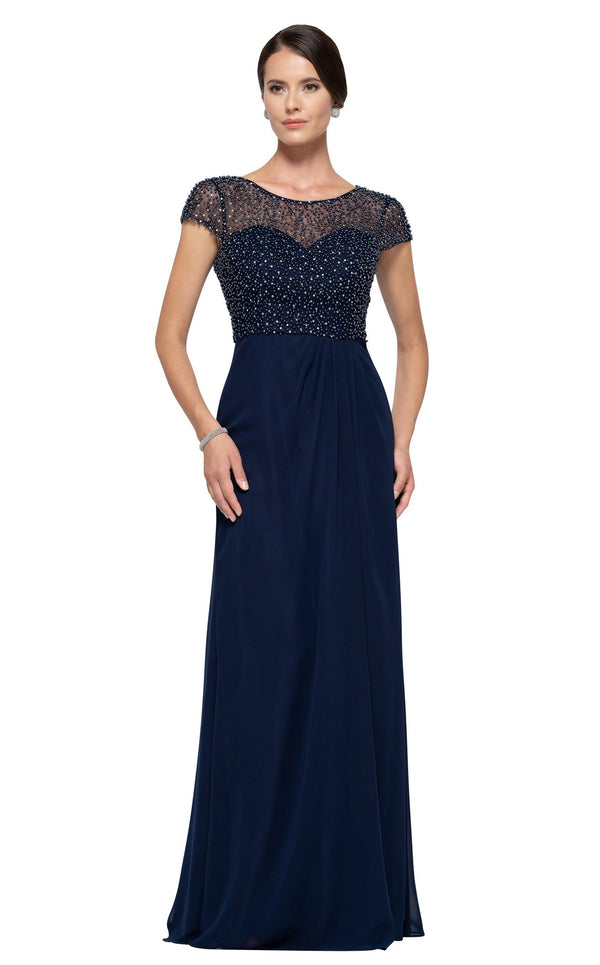 Rina Di Montella RD2430 Dress Navy