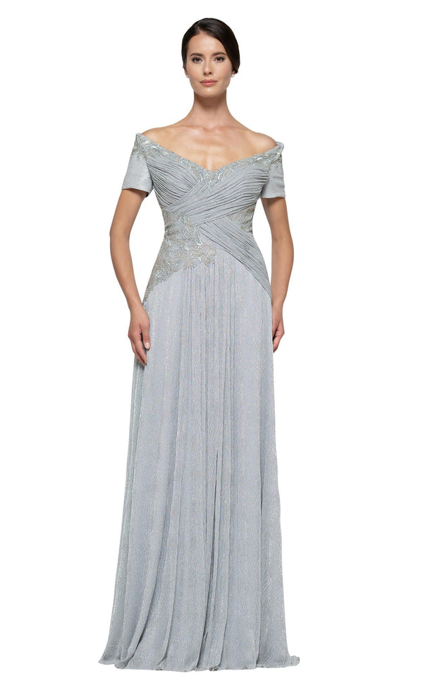 Rina Di Montella RD2674 Dress Ice-Blue