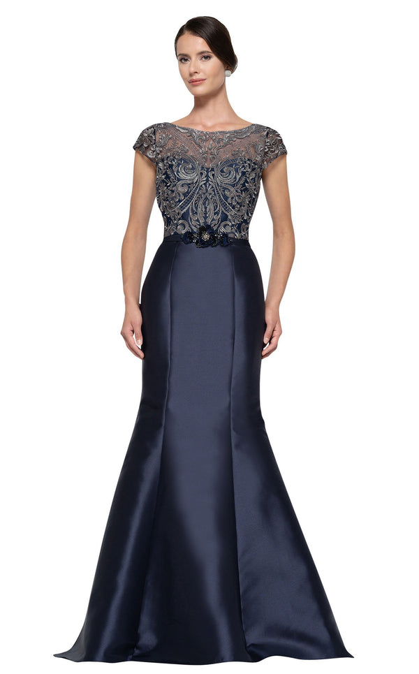 Rina Di Montella RD2684 Dress Navy