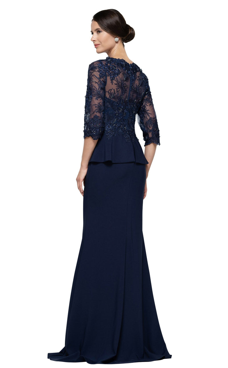 Rina Di Montella RD2685 Dress Navy