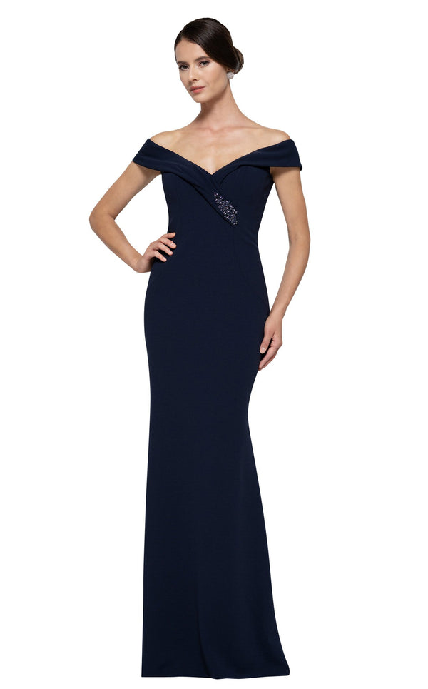 Rina Di Montella RD2690 Dress Navy