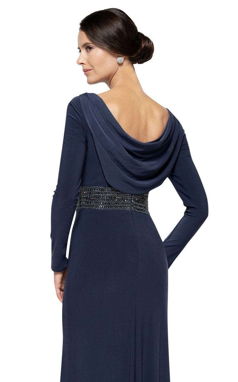 Rina Di Montella RD2691 Dress Gunmetal