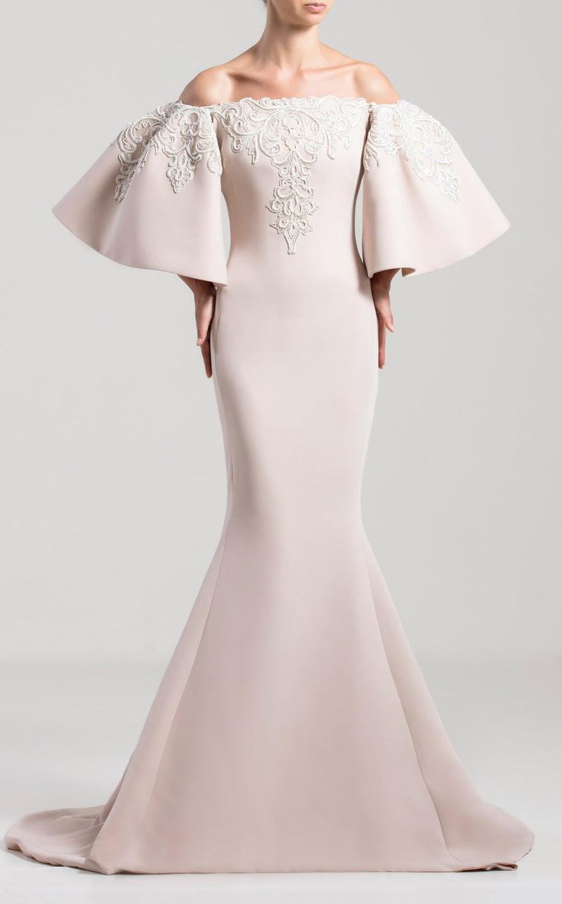 Saiid Kobeisy RTWSS2009 Dress Light-Pink