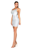 Portia and Scarlett Rita Dress Platinum