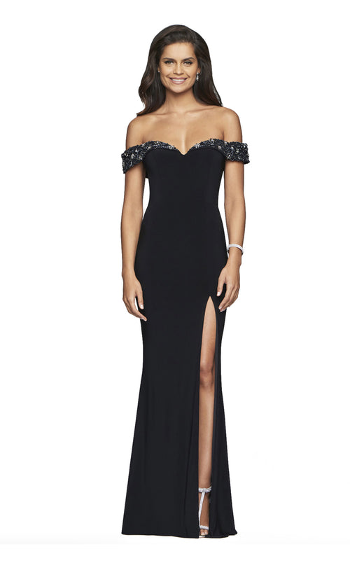 Faviana S10202 Dress