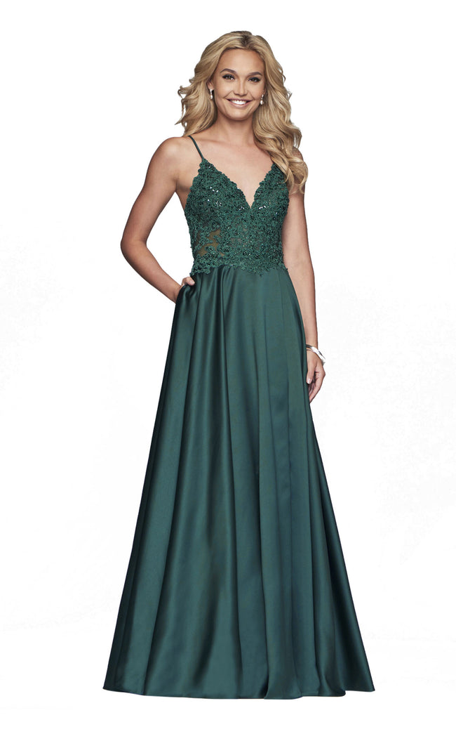 Faviana S10253 Dress