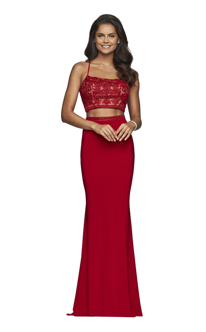 Faviana S10272 Dress