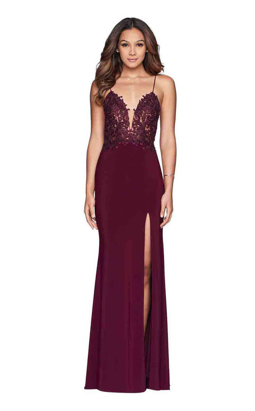 Faviana S10275 Dress