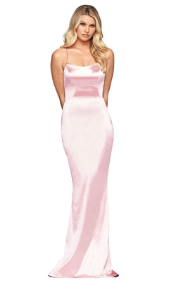 Faviana S10375 Dress Dusty-Rose