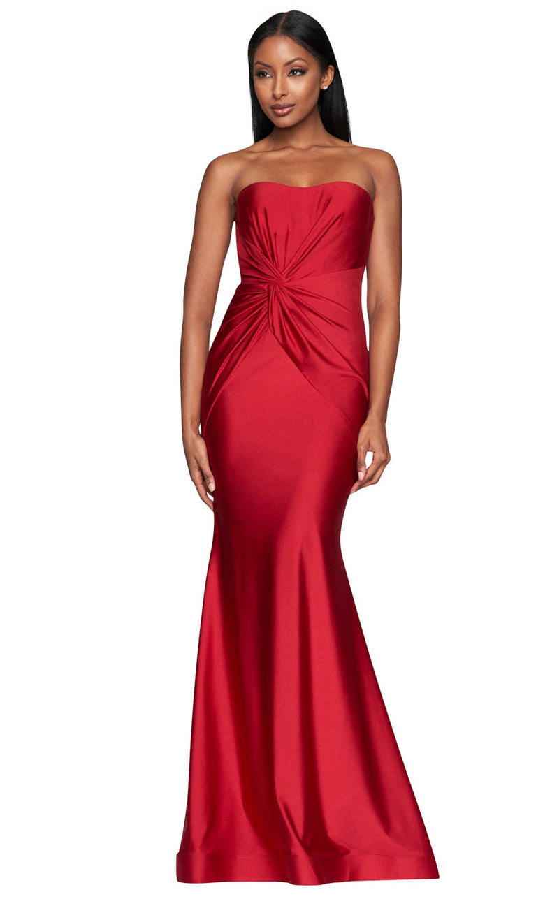 Faviana S10381 Dress Ruby