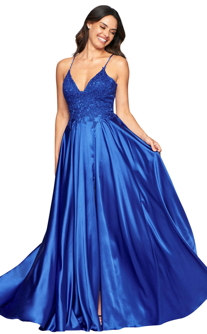 Faviana S10400 Dress Royal