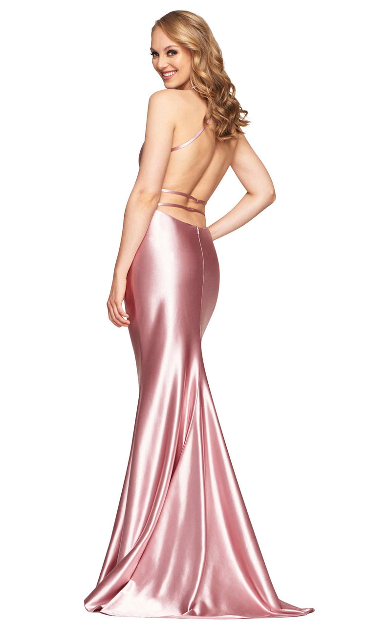 Faviana S10456 Dress Dusty-Rose