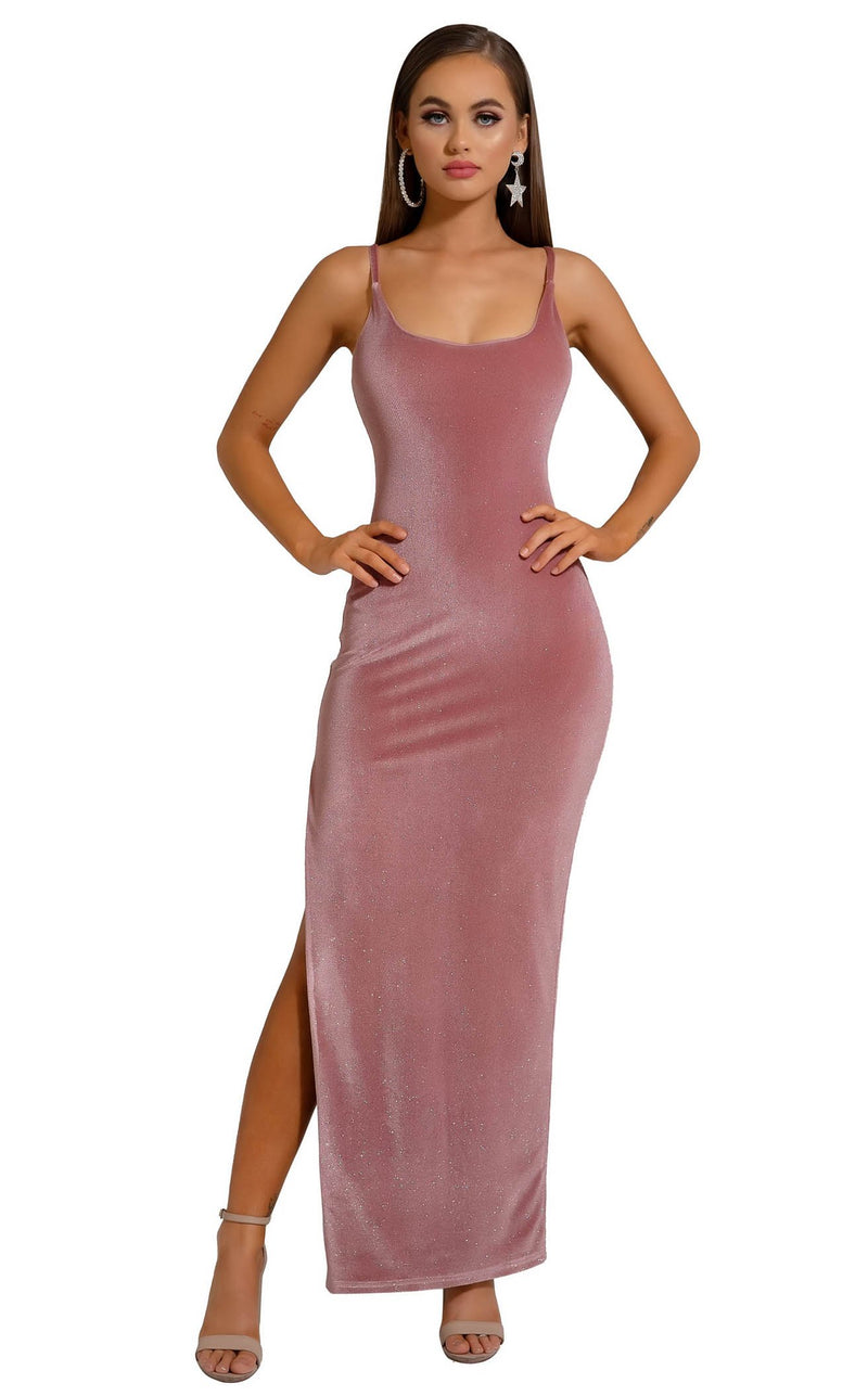 Portia and Scarlett S108 Dress Pink