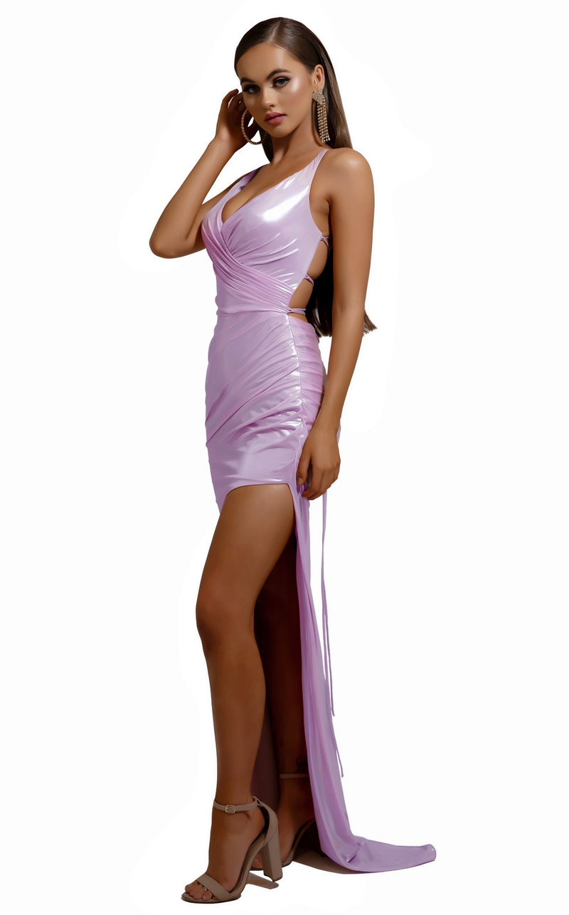 Portia and Scarlett S114 Dress Pink