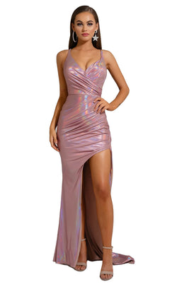Portia and Scarlett S121 Dress Mauve