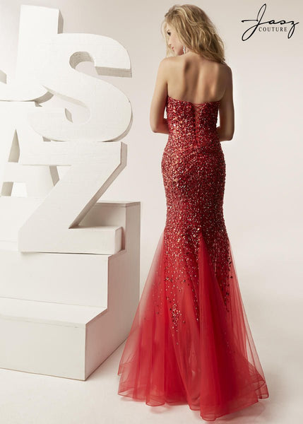 Jasz Couture 6216 Dress
