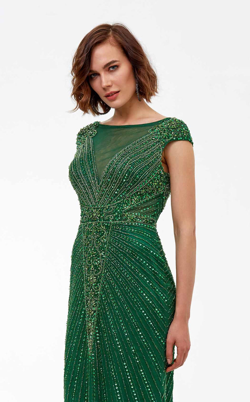 Sera Bella SB97236 Green