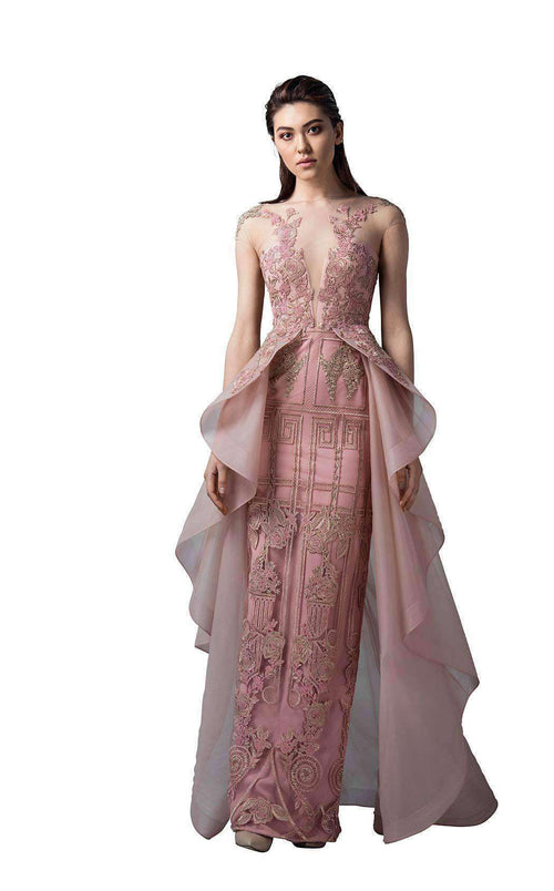Exclusive SK BY SAIID KOBEISY Dresses Collection in Eastern Style ...